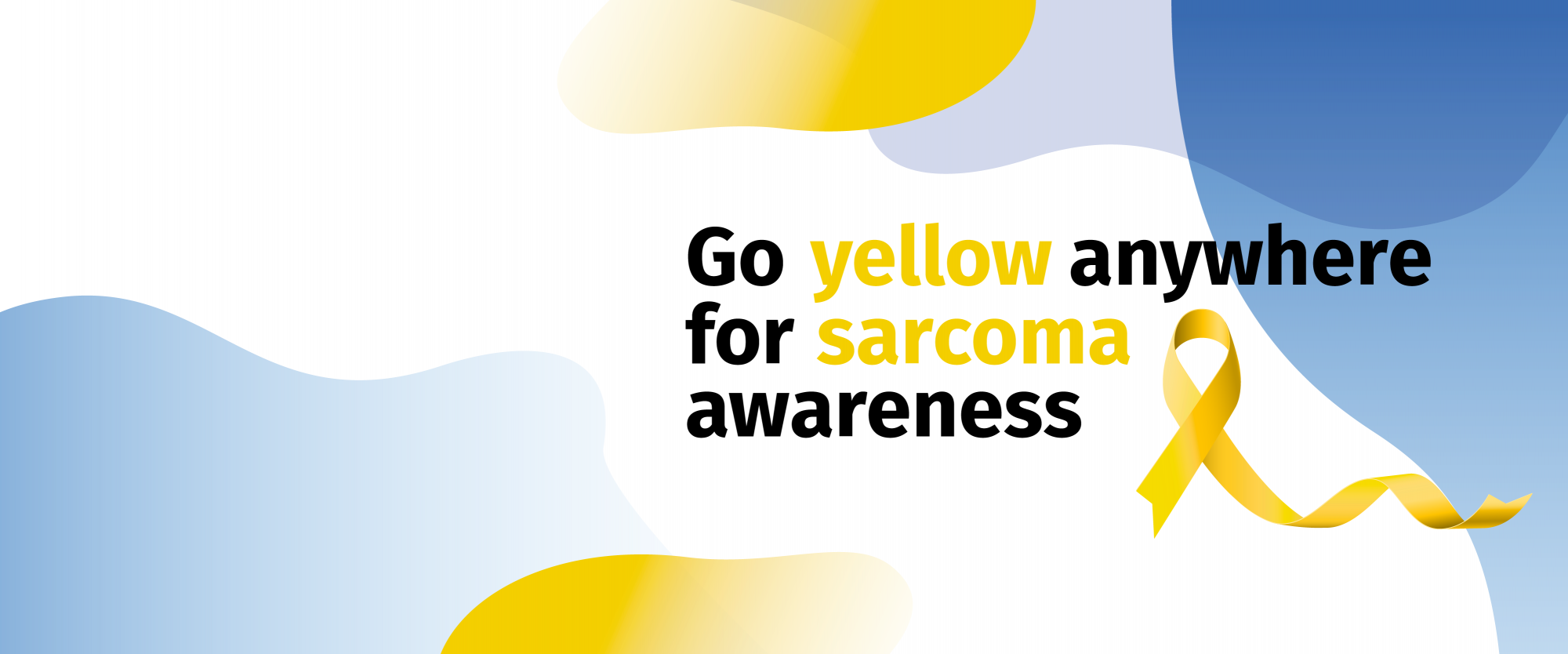 July is Sarcoma Awareness Month!